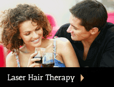 Laser hair loss treatment therapy minneapolis