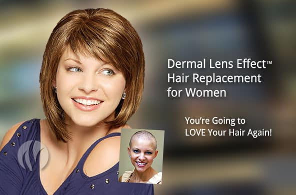 Women's Hair replacement, hairpieces, wigs. Minneapolis St Paul MN