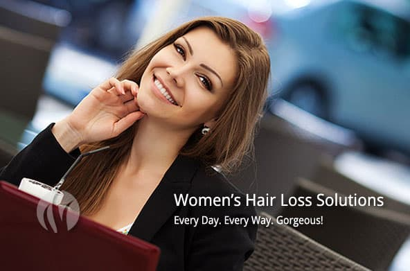 Women's hair loss solutions. Minneapolis, St. Paul, Minnesota