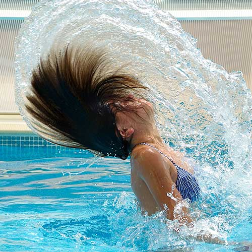 Will Chlorine Damage My Hair My Hair Loss Clinic